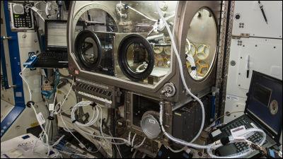宇宙ステーションで足りない工具を地上からデータ送信し3Dプリンター経由で送り込むことにNASAが成功 [gigazine]