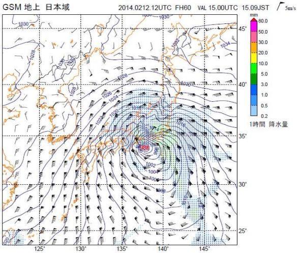 気象予報士「関東の大雪、最大で1.7m降る恐れ。前回の比じゃない」