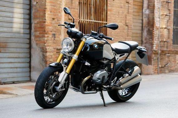 "BMWが仕掛ける""改造前提""のプレミアムバイク--4月発売の『R nineT』(190万円)"