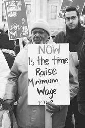 アメリカ20州で最低賃金増額 年内に首都と23州で500万人賃上げ