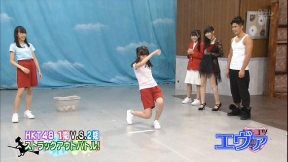 HKT宮脇咲良たんの運動神経が酷すぎた件wwwwwwwwwwww