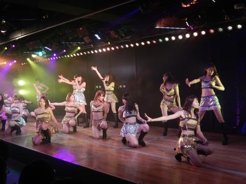 【速報】AKB増田有華が公演に登場し謝罪