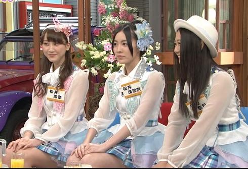 SKE48が 『さんまのまんま』に出演!「グイグイいってるなぁw」「玲奈が作った料理美味しそう」「エプロン姿が眩しい」と話題に