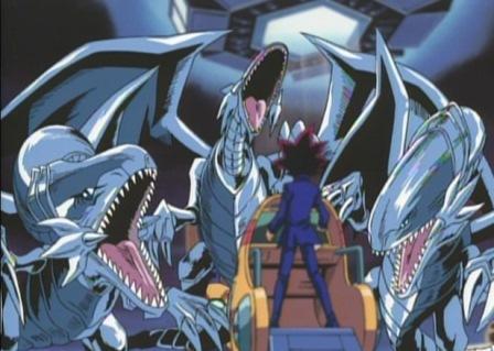 【遊戯王実況】遊戯王DM20thリマスター 1話「戦慄のブルーアイズ・ホワイト・ドラゴン」実況スレ案内 7時30分から放送開始!