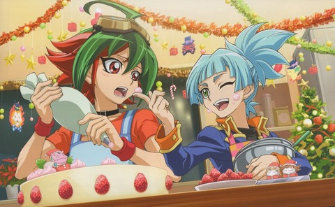 【遊戯王】決闘者達はクリスマスイヴをどう過ごしてる?