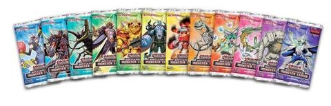 【遊戯王TCGフラゲ】7月25日に海外で発売される「Battle Pack3」の情報が判明!新しいレアリティと新規カードが10枚収録されるらしい!