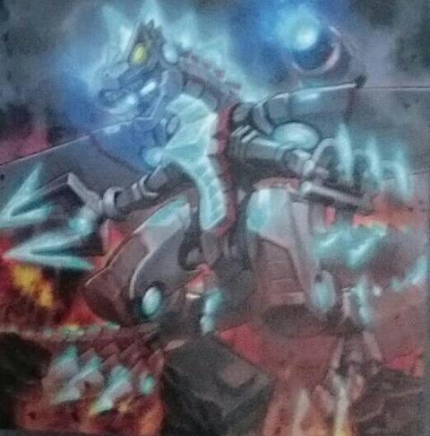【遊戯王TCGフラゲ】海外のSHVI新規収録 『Super Anti-Kaiju War Machine Mecha-Dogoran』、『Thunder King, the Lightningstrike Kaiju』が判明!