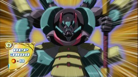 【遊戯王ARC-V】アニメ版スサノ-Oの効果・・・OCG化が楽しみだね