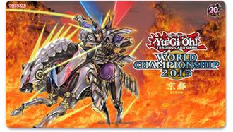【遊戯王世界大会】世界大会2015で行われる3on3の概要とデュエルフィールドのイラストが判明!
