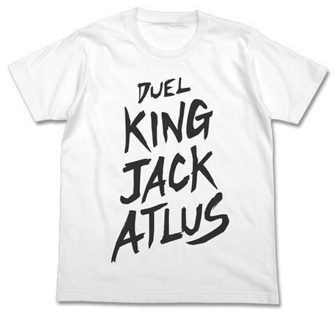 【遊戯王】5D's本編でジャックファンが着用していたTシャツを再現した商品等がジャンフェスで先行販売決定!