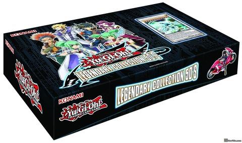 【遊戯王TCGフラゲ】海外で発売される「Legendary Collection 5D's」のパッケージが判明!クェーサーや海外新規『星屑の残光』などが収録確定!
