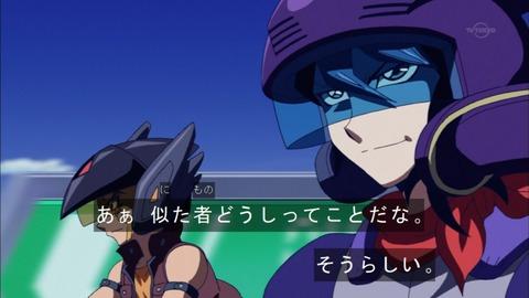 【遊戯王ARC-V】似た者どうしのクロウと黒咲がついに和解!