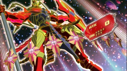 【遊戯王ZEXAL】CX 冀望皇バリアンがどう魔改造されるか楽しみだね