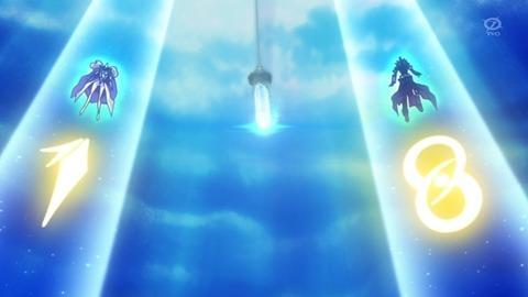 【遊戯王ARC-V】遊矢と柚子でペンデュラムスケールをセッティング!