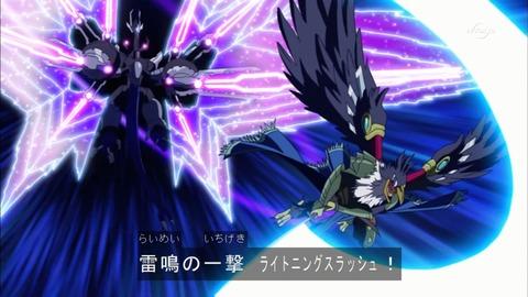 【遊戯王ARC-V】88話 「雷鳴の一撃!」 放送終了後感想まとめ