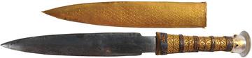 ツタンカーメンのナイフが隕石で出来ていたと判明