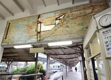 南海電鉄「これ、ボロボロだから捨てちゃえ」 幻の鉄道路線図が描かれている伝説の観光案内図を廃棄