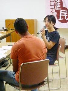 シリア人男性「イギリスに亡命しようと思ったらブローカーにだまされてフランスに辿り着いた。日本で難民と認められて大学に通いたい」