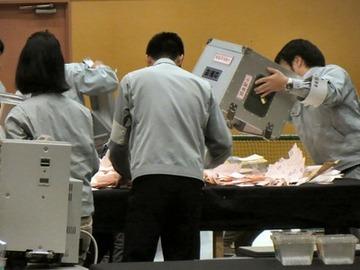 【不正選挙】立会人が「大量に筆跡似た票」を発見、確定が5時間超遅れる…宮城県富谷町