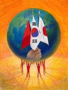 韓国人「欧州連合のようにアジア連合を作っては?」