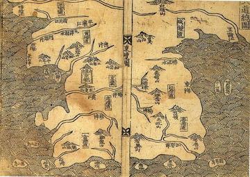 【韓国】19世紀の竹島古地図、ずさん管理でボロボロになって大問題に