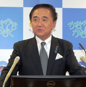 【神奈川】「水爆と学費補助は別の問題」 黒岩知事が朝鮮学校生徒らへの補助継続の意向