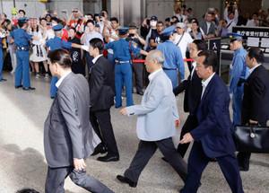 【朗報】舛添辞任で韓国人学校貸与協議が白紙に