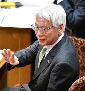 民進党・小川敏夫「私がヤクザに誘われて一緒に犯罪したら共謀罪で処罰される。一般人も処罰対象だろ!」