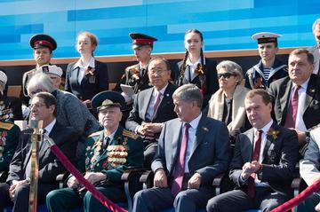 【韓国】潘基文「国連が中立である必要ない」…中国軍事パレード出席を正当化