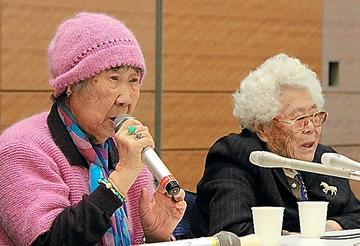 【韓国】慰安婦「日本は朝鮮を火の海にして、私たちを中国へ連れて行った」 → ネット民「それって朝鮮戦争の話だろ」と総ツッコミwwwww