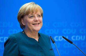 【ドイツ】メルケル「難民の数を大きく減らす」 難民の大量流入で白旗