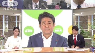 報ステ・富川悠太「憲法改正発議前に民意を問わないのか」 安倍首相「国民投票があるんですけど…」
