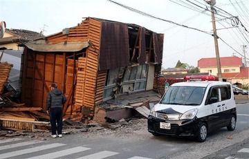 【熊本地震】火事場泥棒した人間のクズ・石橋勝也を逮捕