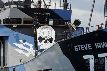 【国際】シー・シェパード「日本の捕鯨船が見つけられない、助けて」 オーストラリア政府に支援要求