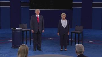 【米大統領選】スキャンダル続々発覚でトランプ大ピンチ → ビル・クリントンのセクハラ被害者と一緒に記者会見する捨て身の作戦を敢行