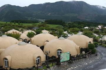 半球形のドームハウスに大注目! 地震で建物が倒壊した阿蘇村でまったく損傷せず