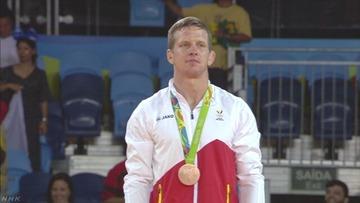 【リオ五輪】柔道の銅メダリストが強盗に殴られる