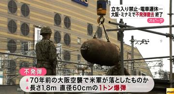 「不発弾処理は行政が責任負うべき」 土地所有者らが処理費の返還求めて提訴…大阪