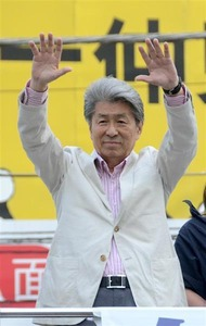 鳥越俊太郎「私はひょっとすると、本当に都知事になるかもしれません。都知事になるでしょう」