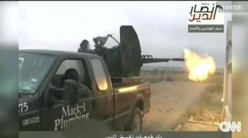 【米国】下取りのトラックが社名入りのまま武装勢力に…配管業者が訴訟