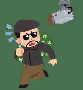 【大阪】強盗が150万円強奪→防犯カメラ辿って10キロ離れた自宅近辺を特定して逮捕