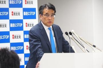 中国株の大暴落で日本株が乱高下 → 民主・岡田「アベノミクスはすでに失敗している」と批判