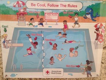 「黒人は悪い子」「白人はクール」 アメリカ赤十字の人種差別ポスターに批判