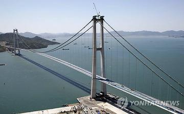 【韓国】英雄の名を冠した海上巨大つり橋、また亀裂見つかり緊急補修へ…韓国人「管理できないなら名前を変えて」