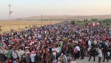 「シリア難民受け入れ表明を」…NPOなど14団体が安倍首相に要請