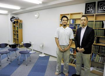 「イスラム教に対する偏見や誤解を解いていきたい」 ムスリムと地域交流、千葉大留学生が拠点作り