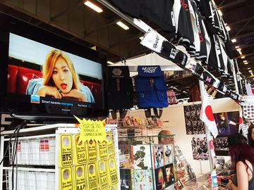 パリで『ジャパンエキスポ2015』開催 → 韓国業者が日の丸を掲げながら韓国グッズを販売して批判殺到