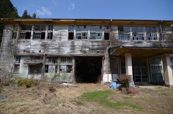 【画像】撮りため廃墟・廃校画像貼ってく