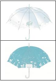 【画像】ファミマで、初音ミクさんビニール傘が発売!