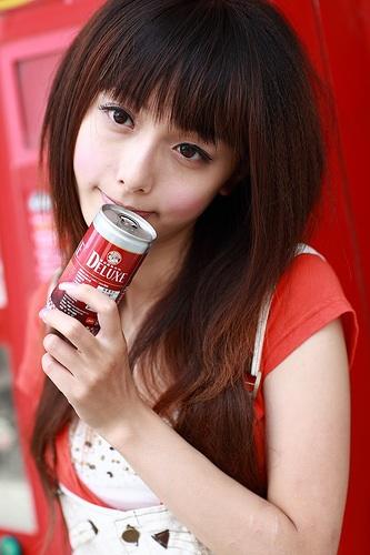 【画像】台湾女の魅力